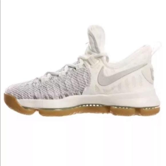 on sale 0b7b3 2e3b9 Nike Zoom KD 9 GS Basketball Shoes